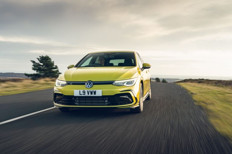 2021 Volkswagen Golf ( VIII ) R-Line - UK version 611559