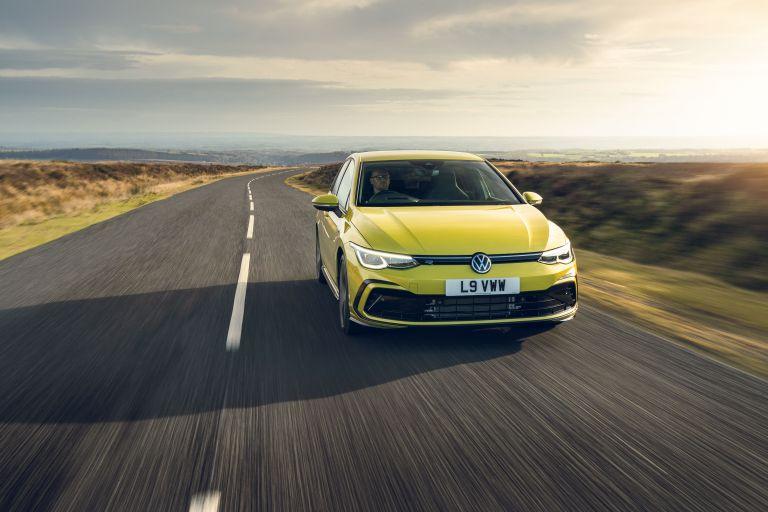 2021 Volkswagen Golf ( VIII ) R-Line - UK version 611560