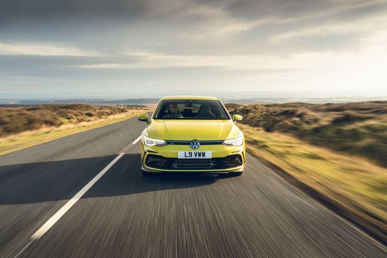 2021 Volkswagen Golf ( VIII ) R-Line - UK version 611561