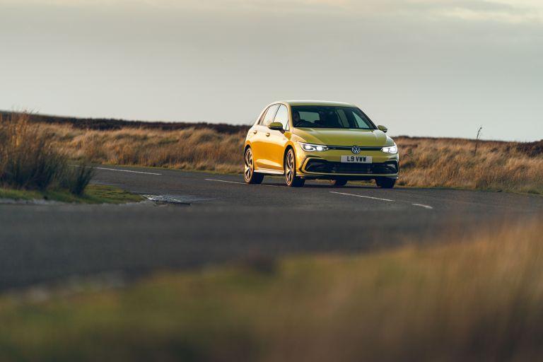 2021 Volkswagen Golf ( VIII ) R-Line - UK version 611563
