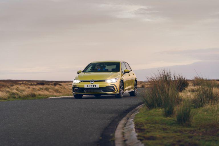 2021 Volkswagen Golf ( VIII ) R-Line - UK version 611567