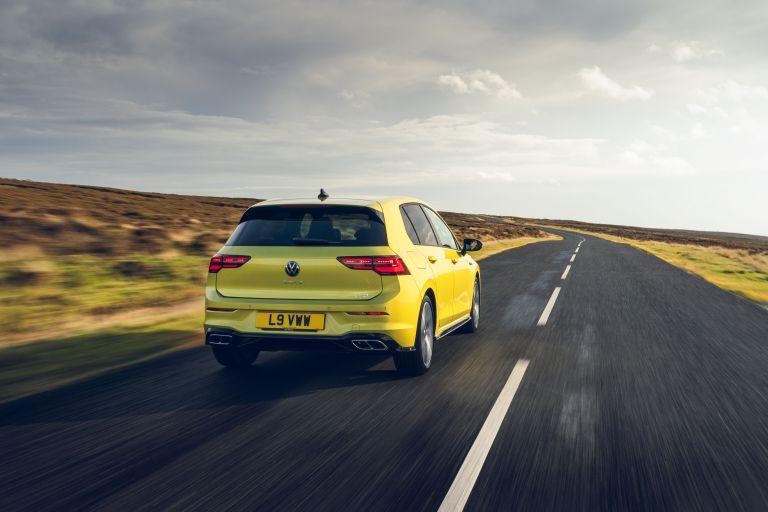 2021 Volkswagen Golf ( VIII ) R-Line - UK version 611572
