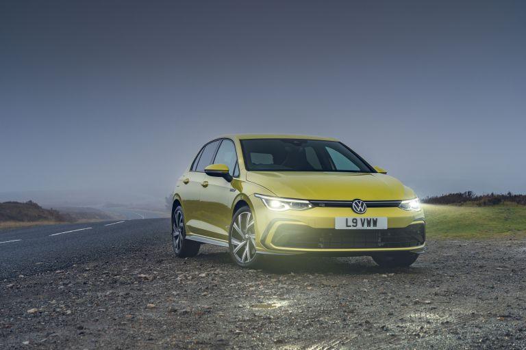 2021 Volkswagen Golf ( VIII ) R-Line - UK version 611578