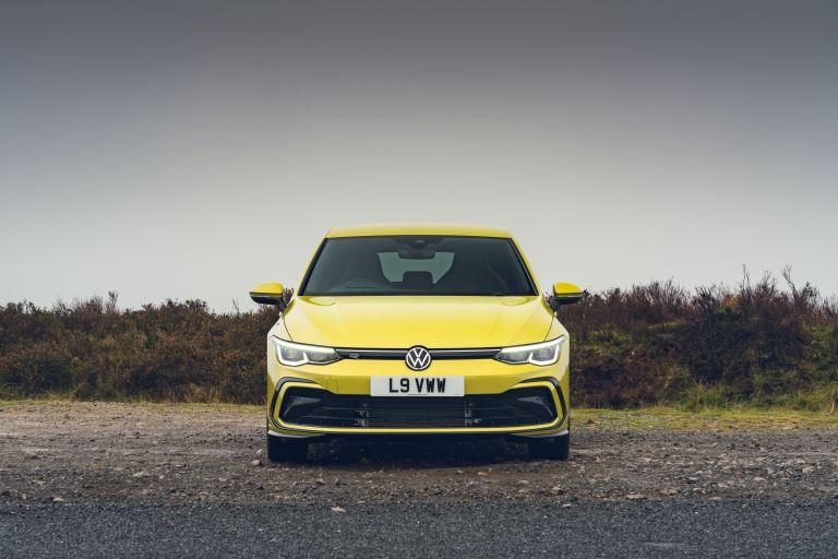 2021 Volkswagen Golf ( VIII ) R-Line - UK version 611586