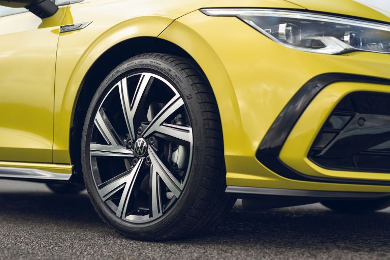2021 Volkswagen Golf ( VIII ) R-Line - UK version 611594