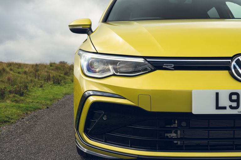 2021 Volkswagen Golf ( VIII ) R-Line - UK version 611596
