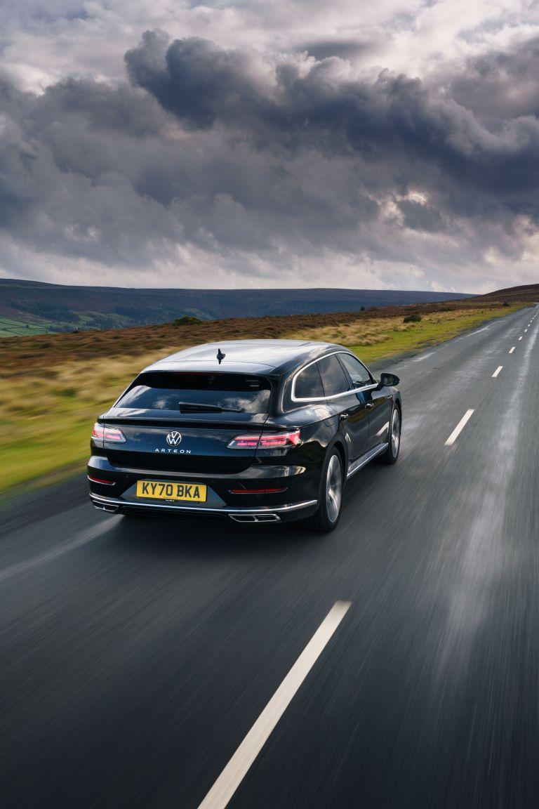 2021 Volkswagen Arteon Shooting Brake - UK version 612078