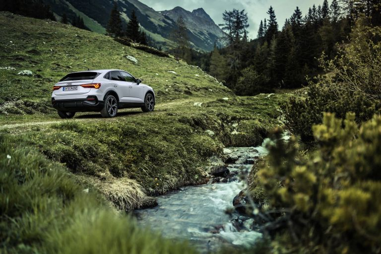 2021 Audi Q3 Sportback 45 TFSI e 612716