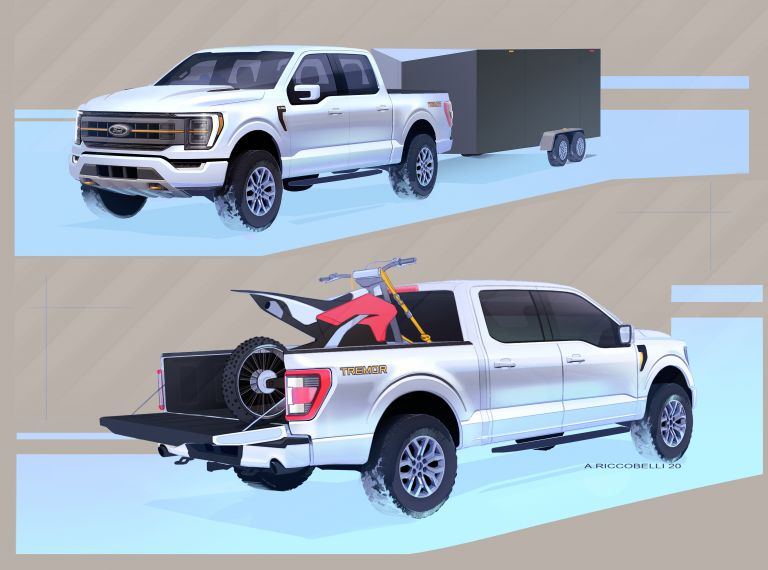 2021 Ford F-150 Tremor 612815