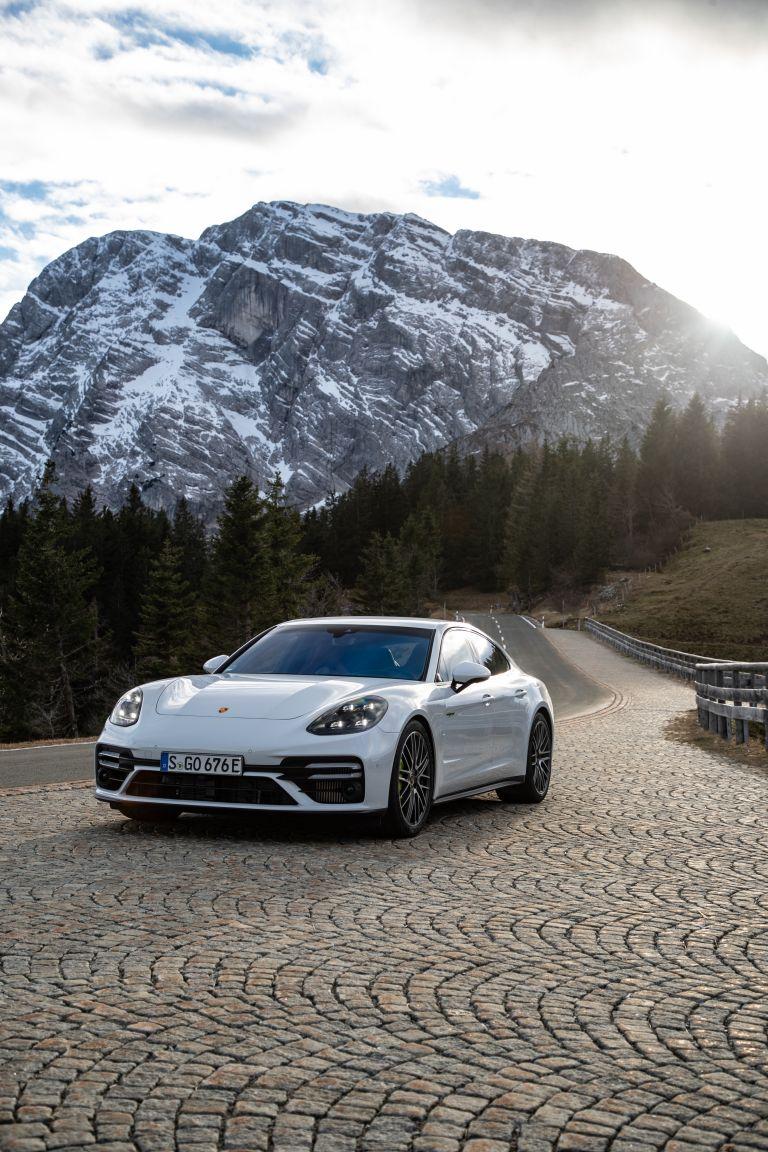 2021 Porsche Panamera Turbo S E-Hybrid 613459