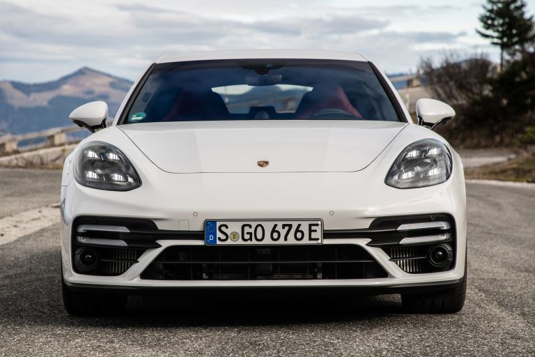2021 Porsche Panamera Turbo S E-Hybrid 613488