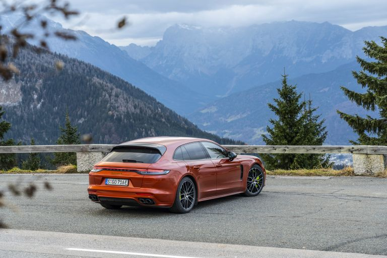 2021 Porsche Panamera 4 E-Hybrid Sport Turismo 613515