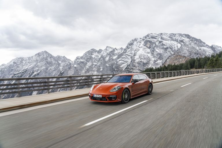 2021 Porsche Panamera 4 E-Hybrid Sport Turismo 613523