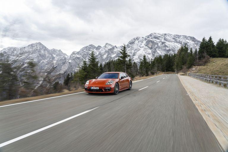 2021 Porsche Panamera 4 E-Hybrid Sport Turismo 613524
