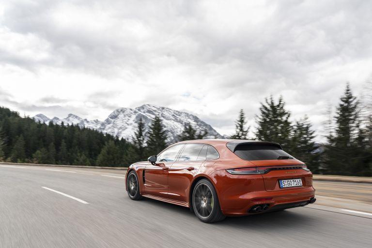 2021 Porsche Panamera 4 E-Hybrid Sport Turismo 613526