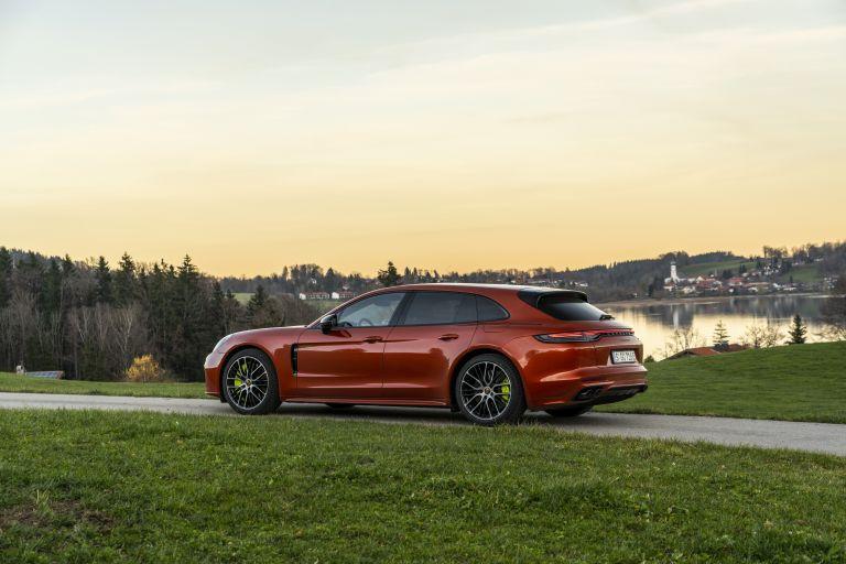 2021 Porsche Panamera 4 E-Hybrid Sport Turismo 613532