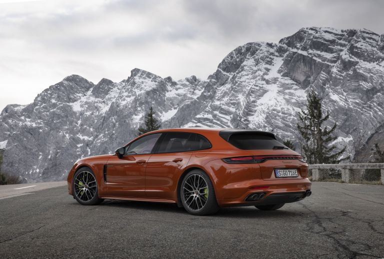 2021 Porsche Panamera 4 E-Hybrid Sport Turismo 613534