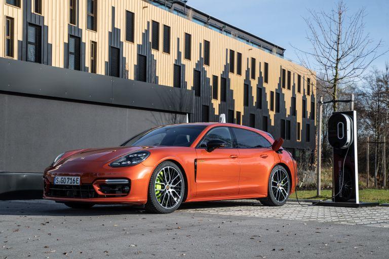 2021 Porsche Panamera 4 E-Hybrid Sport Turismo 613539