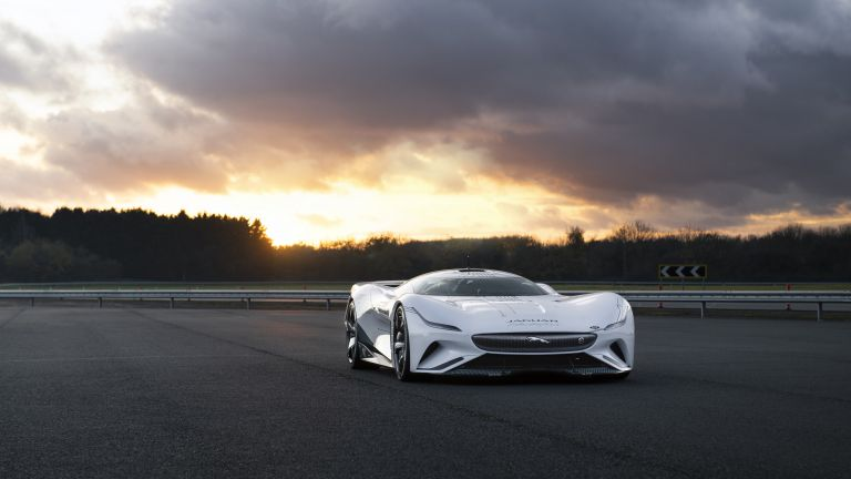 2021 Jaguar Vision Gran Turismo SV 614087