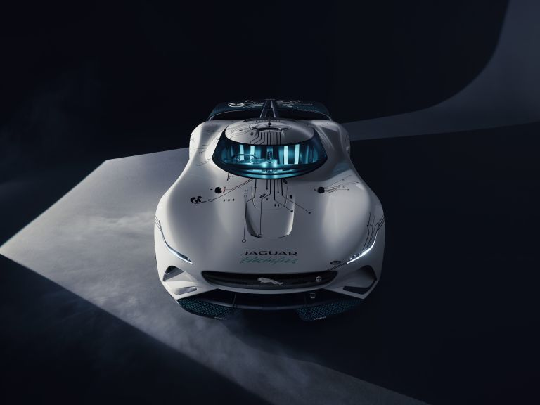 2021 Jaguar Vision Gran Turismo SV 614094
