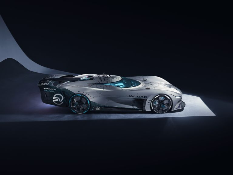2021 Jaguar Vision Gran Turismo SV 614096