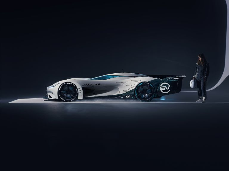 2021 Jaguar Vision Gran Turismo SV 614098