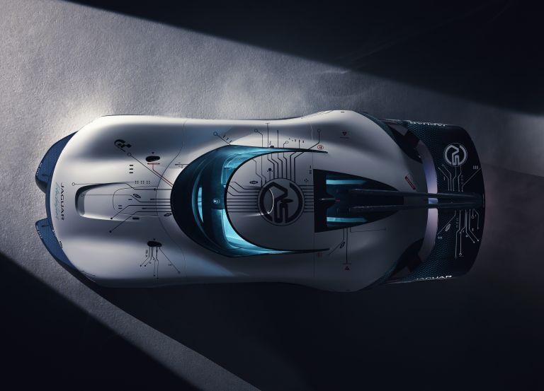 2021 Jaguar Vision Gran Turismo SV 614100