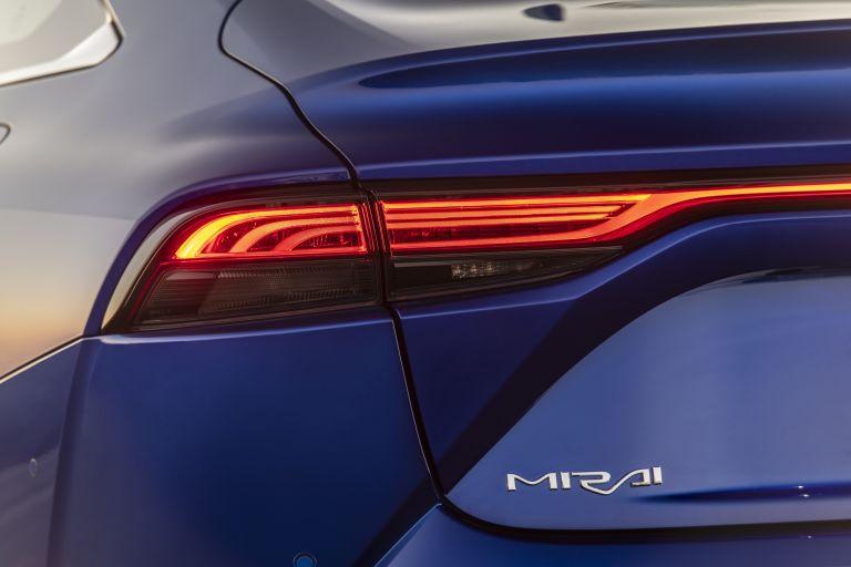 2021 Toyota Mirai Limited 614124