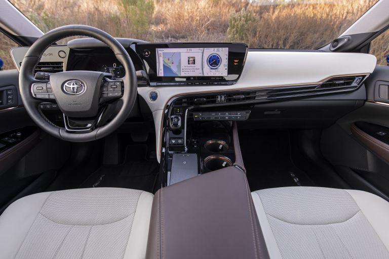 2021 Toyota Mirai Limited 614132