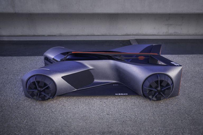 2020 Nissan GT-R X 2050 concept 614155