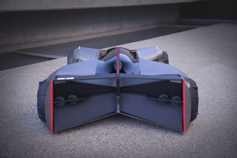 2020 Nissan GT-R X 2050 concept 614156