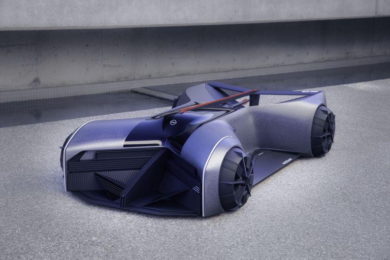 2020 Nissan GT-R X 2050 concept 614158