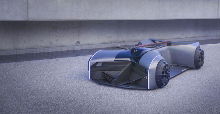 2020 Nissan GT-R X 2050 concept 614159
