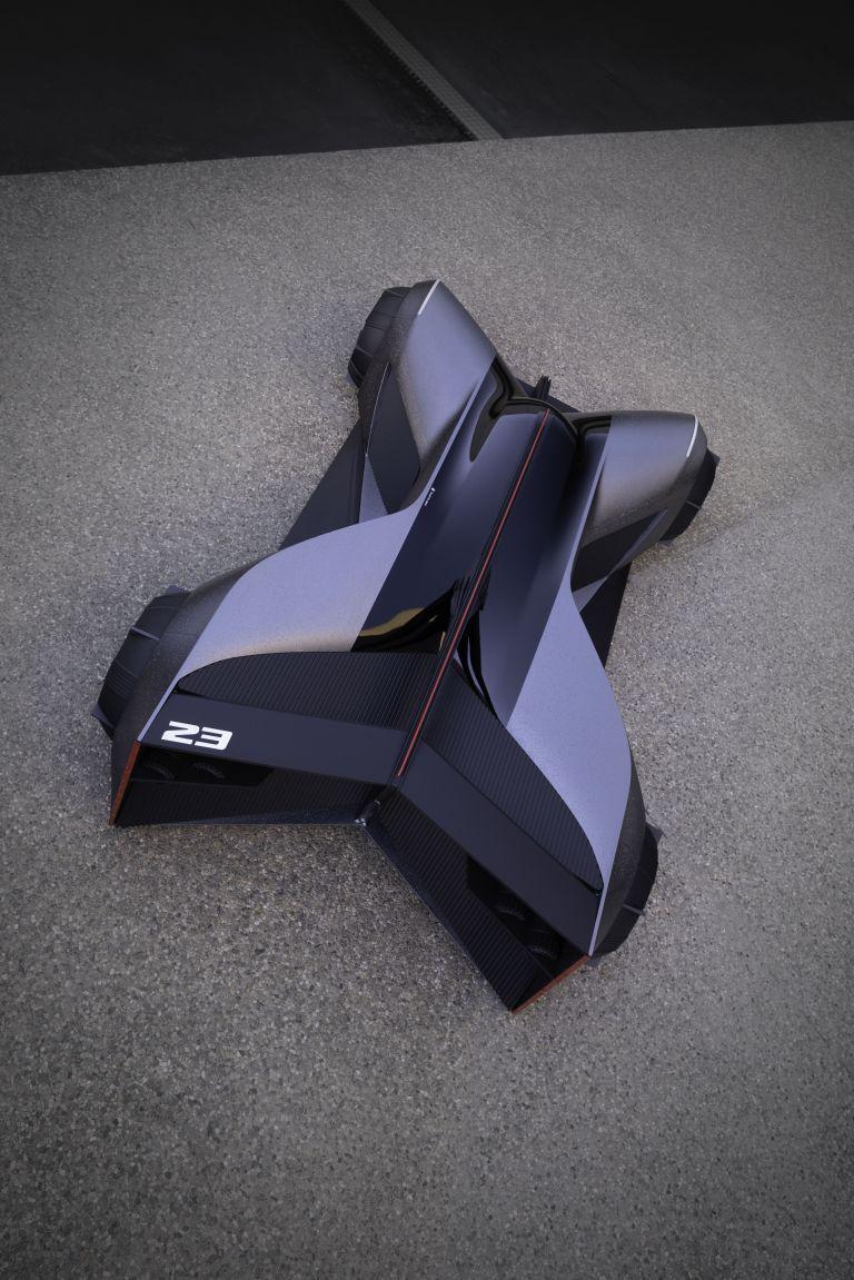 2020 Nissan GT-R X 2050 concept 614160