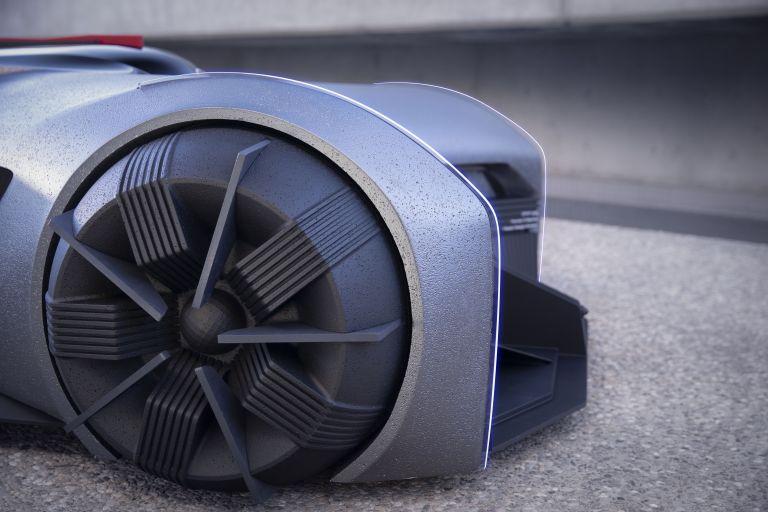 2020 Nissan GT-R X 2050 concept 614168