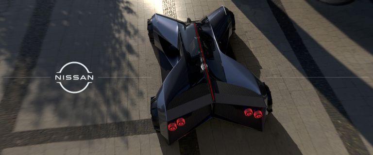 2020 Nissan GT-R X 2050 concept 614175