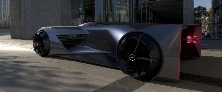 2020 Nissan GT-R X 2050 concept 614176