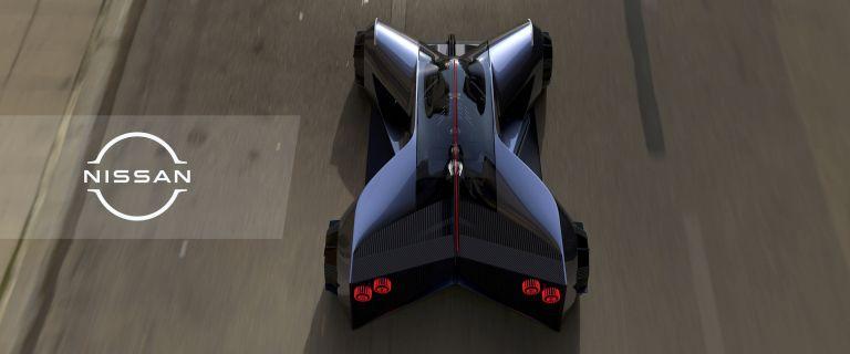 2020 Nissan GT-R X 2050 concept 614177