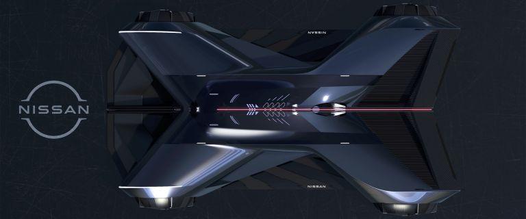 2020 Nissan GT-R X 2050 concept 614179