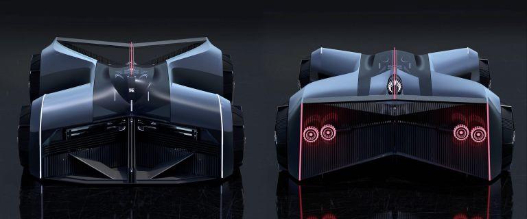 2020 Nissan GT-R X 2050 concept 614180