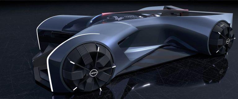 2020 Nissan GT-R X 2050 concept 614181