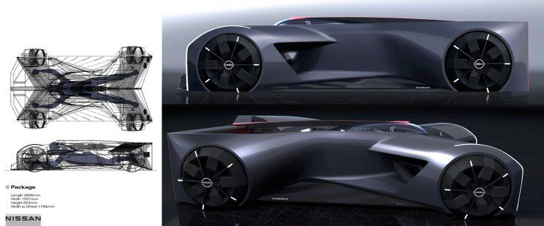 2020 Nissan GT-R X 2050 concept 614182