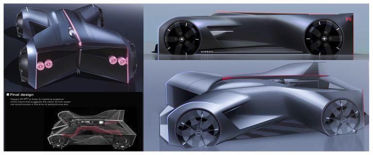 2020 Nissan GT-R X 2050 concept 614183