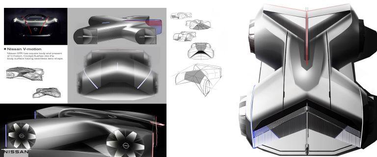 2020 Nissan GT-R X 2050 concept 614187