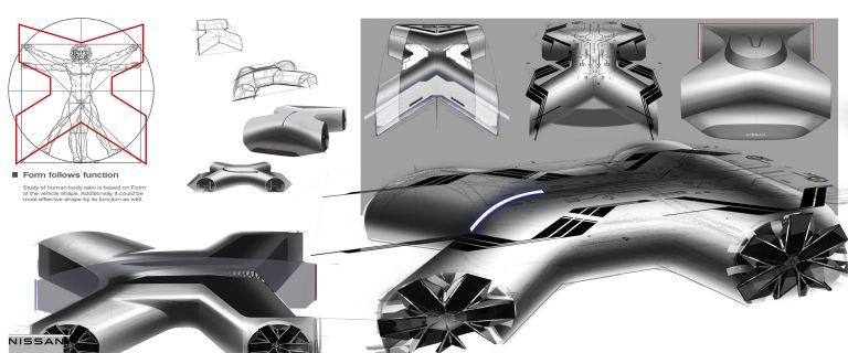 2020 Nissan GT-R X 2050 concept 614191