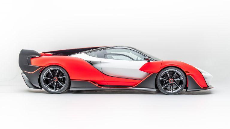 2021 McLaren Sabre by MSO 614826