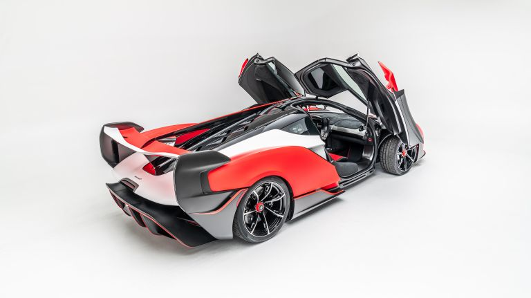 2021 McLaren Sabre by MSO 614829