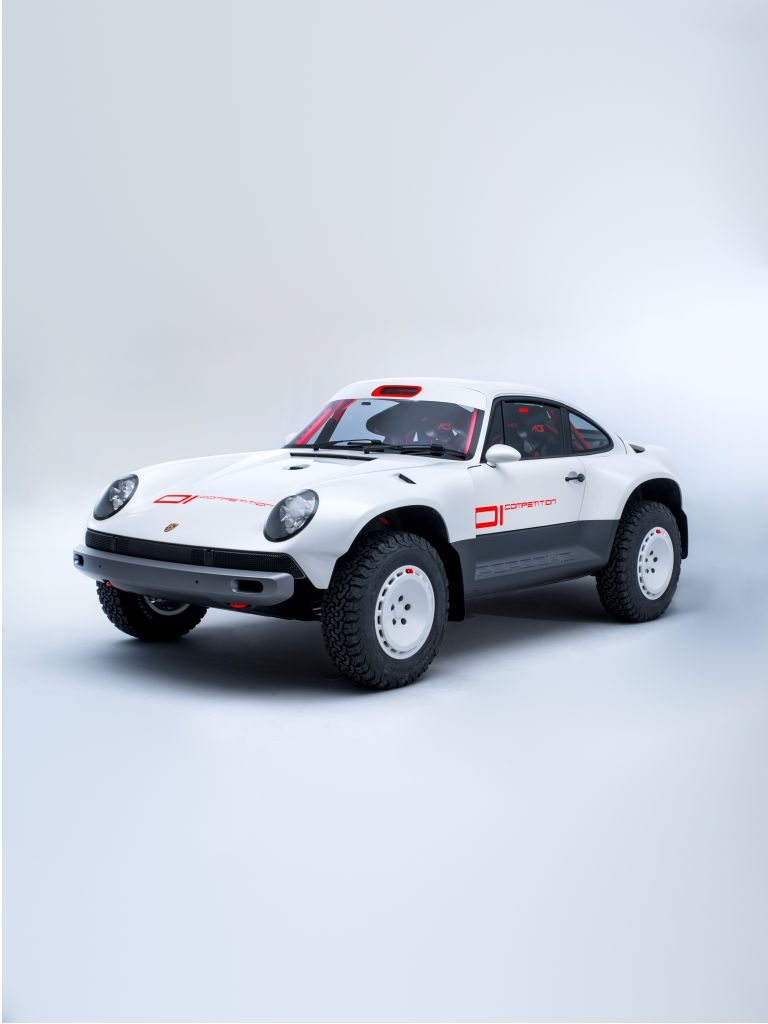 2021 Singer All-terrain Competition Study 615629