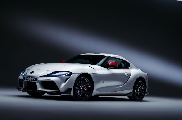 2021 Toyota GR Supra 2.0 - UK version 616178