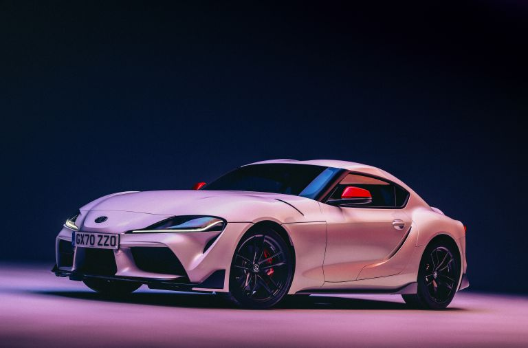 2021 Toyota GR Supra 2.0 - UK version 616184